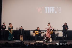 Moment Flamenco - deschidere TIFF 2019 - Foto Chris Nemes