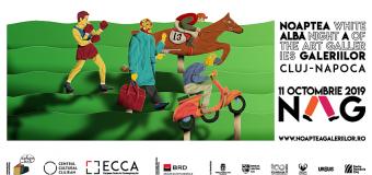 Clujenii sunt invitați să petreacă o noapte albă în compania artei contemporane