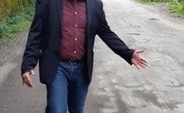 PSD Cluj: Alin Tişe a anunţat modernizarea unui drum judeţean de trei ori în doi ani! În realitate, drumul este complet distrus!