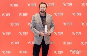 Nicolas Cage - Trofeul Transilvania pentru Contributia Adusa Cinematografiei Mondiale - Foto Chris Nemes