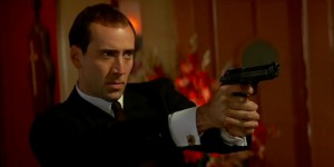 Nicolas Cage in Face-Off