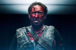 Nicolas Cage in Mandy