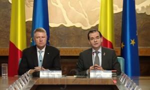 Orban si Iohannis