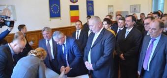 PNL Cluj și-a depus listele de candiați la Biroul Electoral.