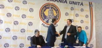 PRU a fuzionat la Cluj cu PSRO și la nivel național cu partidul Românilor de Pretutindeni