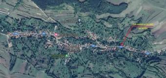 Podul din satul Văleni (comuna Călățele) va fi reconstruit.