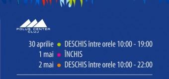 Program special de sărbători la Polus Center şi Hypermarket Carrefour