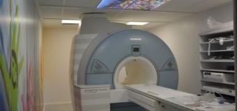 RMN nou, de ultimă generaţie, la Spitalul de Copii Cluj-Napoca