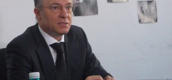 """Diaconescu la Cluj: """"Este cazul ca viitorul preşedinte să îşi asume responsabilitatea că nu va bloca justiţia"""""""
