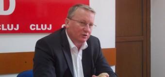 Remus Lăpușan a demisionat de la conducerea PSD Cluj. Consilierul Local Horia Nasra va fi președintele interimar.