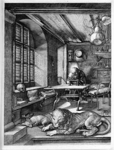 SFANTUL IERONIM ADANCIT IN STUDIU_1514