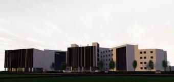 Campus universitar pentru Academia Națională de Muzică Gheorghe Dima