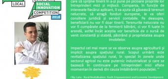 Ashoka aduce la Cluj semifinala celei mai mari competitii europene de inovare sociala, editia 2018