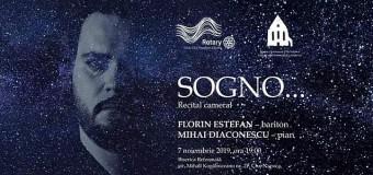 SOGNO-Visul liric al unei seri de toamnă – Joi, 7 noiembrie 2019