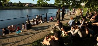 Someșul prinde viață în weekend: bărci pe apă, evenimente la mal!