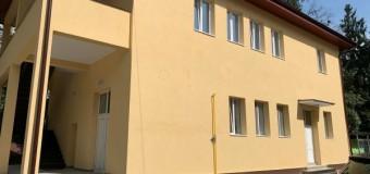Spitalul de Pneumoftiziologie – extindere și etajare, finalizate.