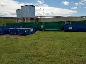 Stații de transfer al deșeurilor