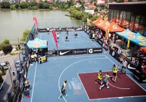 Streetball Iulius Mall Cluj