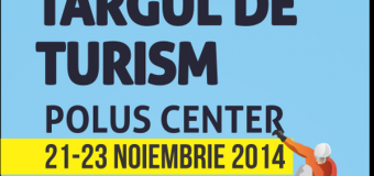 Târgul de Turism Touristica revine la Polus Center