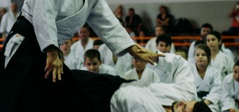 Primul Seminar International de Aikido Aikikai  pentru Copii si Tineri organizat in Europa de Est