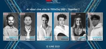 TEDxCluj 2021 Together marchează un deceniu de când aduce oameni și povești împreună.