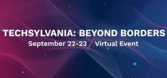 Techsylvania 2020 va avea loc în perioada 22-23 septembrie.