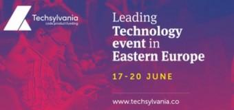 Techsylvania: 47 de speakeri de top urcă pe scenă pentru a dezbate viitorul tehnologiei