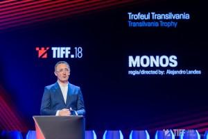 Tudor Giurgiu la Gala de inchidere TIFF 2019 - Foto Vlad Cupsa