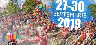 Zilele Clujului 2019 vor avea loc în perioada 27-30 septembrie!