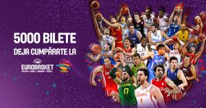 Vizual 5000 bilete Eurobasket