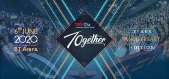 Cel mai mare eveniment TEDx din Sud-Estul Europei se întâmplă pe 6 iunie  la Cluj Napoca.