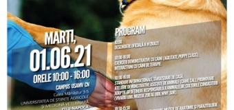 ZIOA – Ziua Interacțiunii Om-Animal la USAMV.