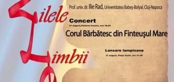 A doua ediţie a Zilei limbii române, celebrată la Cluj-Napoca