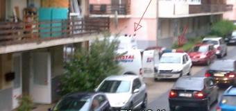Florești: O femeie a fost accidentată seara trecută pe strada Eroilor.