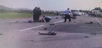 Un tănâr de 21 de ani şi-a pierdut viaţa într-un accident rutier. Se deplasa spre Cluj-Napoca pentru o probă la BAC pe motocicleta
