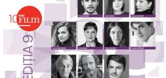 Actorii selectați în programul 10 pentru FILM.