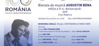 Bienala de muzică Augustin Bena – ediția a X-a