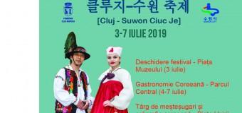 Primul Festival Româno – Coreean celebrează prietenia de 20 de ani dintre Cluj- Napoca și Suwon