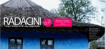 """Expoziţia """"Rădăcini"""" – imagini vechi și noi din viața satului clujean – la Baia Mare"""