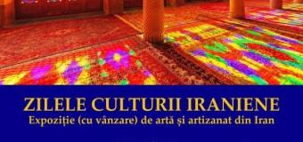 ZILELE CULTURII IRANIENE LA MUZEUL ETNOGRAFIC AL TRANSILVANIEI.