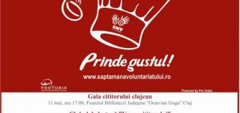"""Săptămâna Naţională a Voluntariatului la Biblioteca Judeţeană """"Octavian Goga"""""""