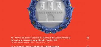 Festivalul CAOLIN a ajuns la cea de a VI-a ediție și vine la Cluj cu expoziție internațională de ceramică, film documentar și alte suprize.