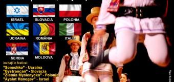 """Festivalul internațional de folclor """"Serbările Transilvane – Serbările Centenarului"""", ediția a XIX – a, în Piața Unirii"""