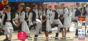 """Jocul popular s-a născut în vatra satului"""" – Festival folcloric de anvergură, duminică, la Mociu"""