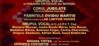 Concert prepascal la CJCPCT Cluj