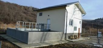 A fost inaugurată rețeaua de apă care alimentează trei localități din comuna Mintiu Gherlii