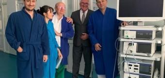 CJ Cluj a achiziționat pentru Spitalul din Dej un nou aparat complex de chirurgie laparoscopică