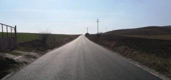 Au fost finalizate lucrările de asfaltare pe drumul județean 103G Săndulești – (DJ 103I) Cheile Turzii