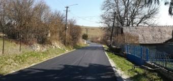 Au fost finalizate lucrările de asfaltare pe drumul județean 109S (DJ 109A) Deușu – Sânmărtin – Giula