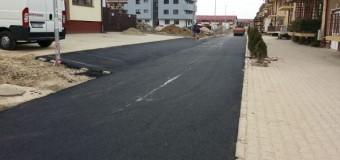 Floreşti: Locuitorii de pe Sub Cetate sunt nemulţumiţi de cum le-a fost asfaltată strada